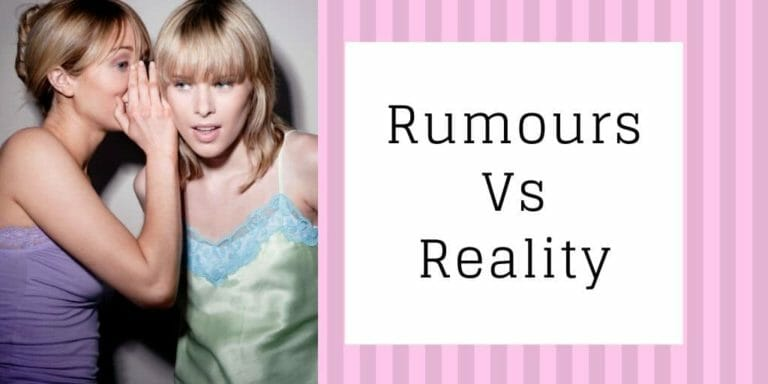 Escort Rumours vs Reality