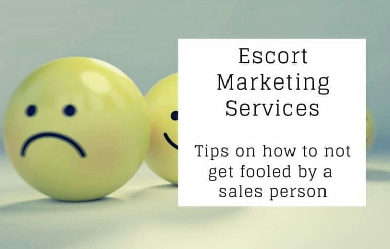 Escort Marketing: It's a Jungle out there!