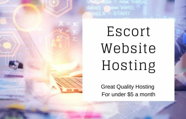 Escort Website Hosting