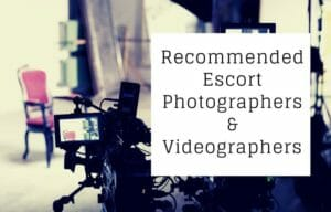Escort Photographers and videographers