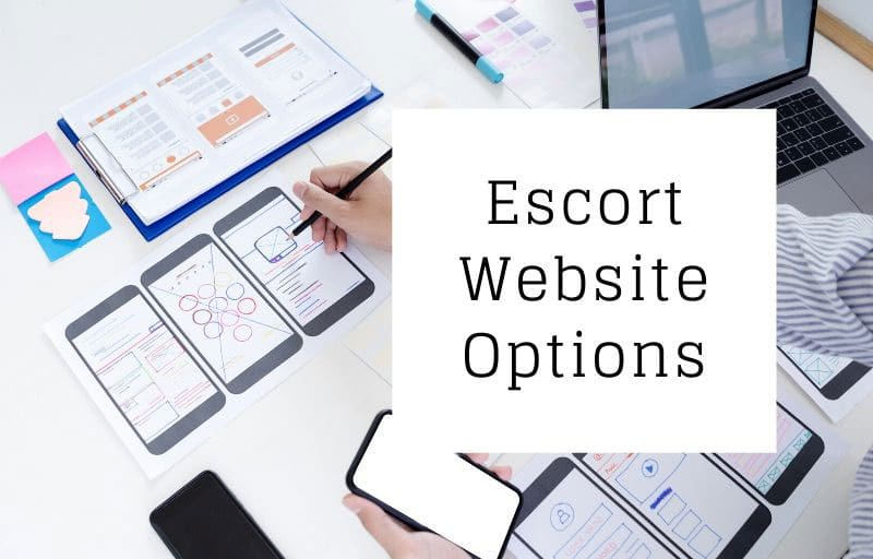 Escort Website Options