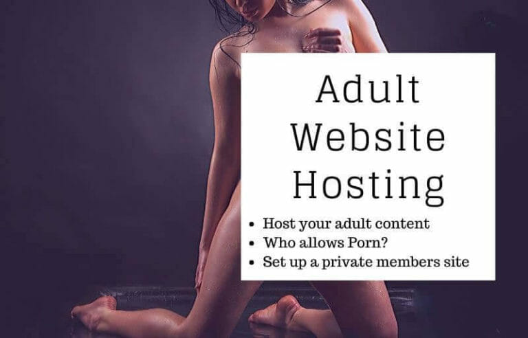DIY Adult WordPress Hosting